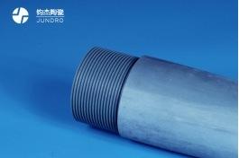 带螺纹氮化硅陶瓷管
