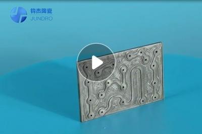 铝基碳化硅加工视频