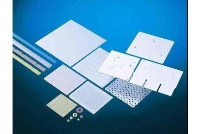 高导热氮化铝陶瓷基片的制备方法